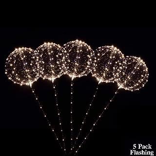 Best gold led light up balloons Reviews