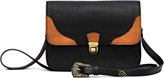 Best navy blue leather bag Reviews