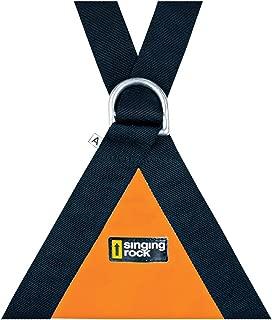 singing rock body work harness