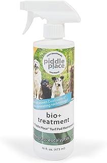 PetSafe Piddle Place Pet Potty Bio+ Turf Treatment, 473 ml, Odour Eliminator, Toilet Trainer