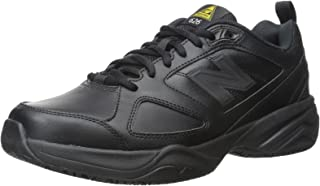 New Balance Men's Mid626K2 Training Work Shoe, Black, 10 D US