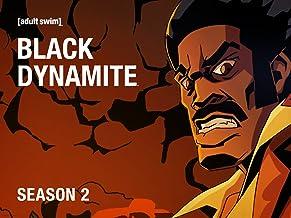 Black Dynamite Season 2