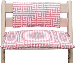 Coussin chaise haute Stokke Tripp Trapp Set /♥ Menthe verte