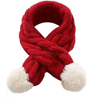 Winter Children Neck Scarf Boys Girls Scarf Cotton Accessories Thickened Scarves Boys Girls Warm Scarves