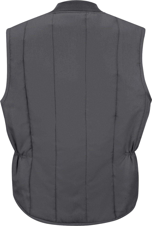 Red Kap Men's Quilted Vest