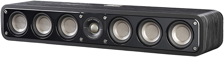 Polk Audio Signature Series S35 Fashion Speaker Center Max 85% OFF Driver 6 Channel