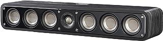 Best Polk Audio Signature Series S35 Center Channel Speaker (6 Drivers) | Surround Sound | Power Port Technology | Detachable Magnetic Grille Review