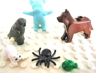 LEGO City - Conjunto de Figuras de Animales