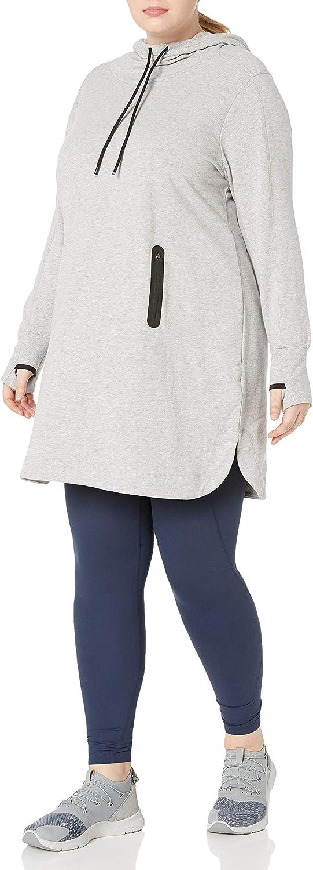 Marc New York Performance Women's Hooded Sweatshirt Tunic