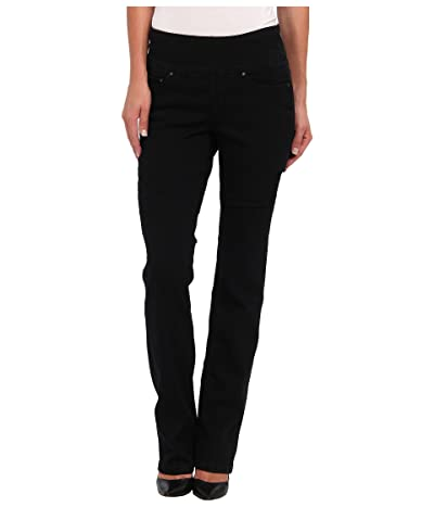 Jag Jeans Paley Pull-On Slim Boot Jeans (Black Void) Women
