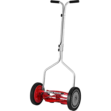Great States 14in Reel Push Lawn Mower