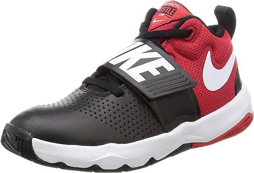 Nike Unisex-Child Team Hustle D 8 (Gs) Basketball Shoe