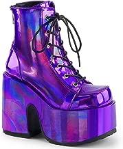 Demonia Women's Camel-203 Ankle Boot