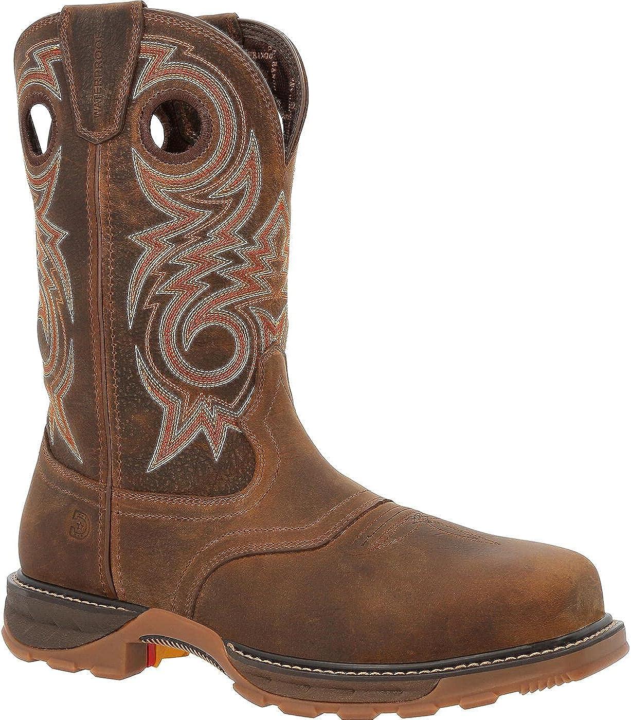 好評受付中 正規取扱店 Durango Maverick XP Composite Toe Work Western Waterproof Boot