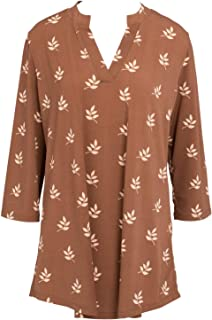 Mountain Mamas Women's Silky Tunic