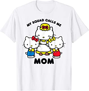 Hello Kitty Mom Squad T-Shirt
