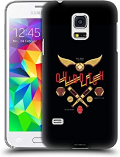 Official Harry Potter Quidditch Goblet of Fire II Hard Back Case Compatible for Samsung Galaxy S5 Mini