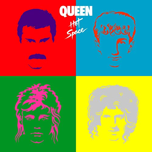 Hot Space (2011 Remaster)