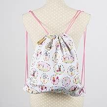 Floss & Rock Bunny Rabbit Drawstring Kit Bag