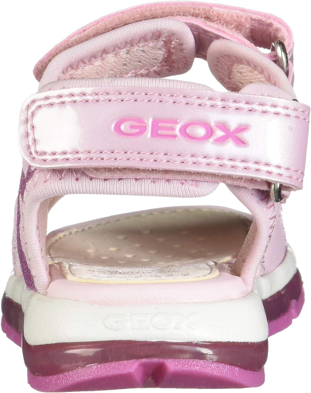 Geox B Sandal Todo Girl A Sandalias Beb/é-Ni/ñas