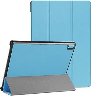 VASTKING KingPad K10 / K10 Pro 用の タブレット ケース 新型 カバー NEWモデル スタンド機能付き 保護ケース 三つ折 薄型 高級PU レザー 全面保護型 Kingpad k10 / k10 pro 用の