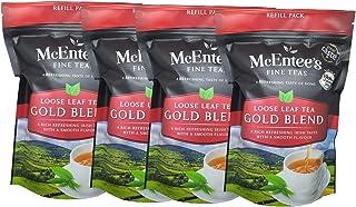 McEntee's Irish Loose Leaf Gold Blend Tea (4 stuks) - Zakjes van 250 g - vakkundig gemengd in Ierland om die perfecte kop ...
