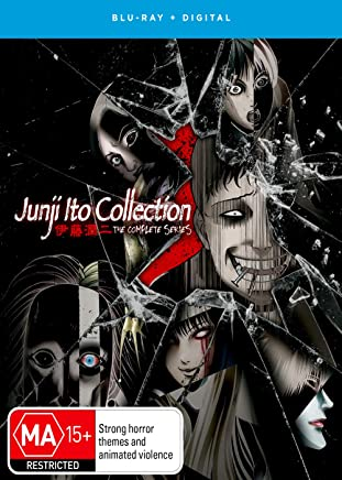 Junji Ito Collection (eps 1-12) (blu-ray)