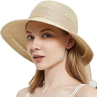 قبعة شمس متعددة الألوان قابلة للطي للنساء والفتيات والإكسسوارات، شاطئ الصيف، الأنشطة في الهواء الطلق