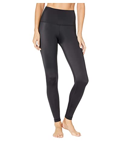 Beyond Yoga Compression High Waisted Long Leggings (Black) Women