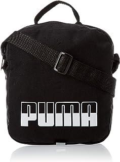 Puma Plus Portable Ii Black Bag For Unisex, Size One Size