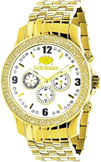Diamond Watches Mens Diamond Watch 0.25ct