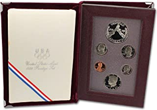 1988 US Mint Prestige Proof Set Original Government Packaging