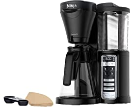 Ninja CF020 Coffee Brewer, 14.84 x 10.51 x 11.65 Inches Black