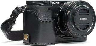 funda de protección funda protectora para Sony Alpha a5000 a5100-negro Cámara de silicona