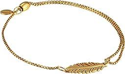 Alex and Ani - Precious II Collection Feather Adjustable Bracelet