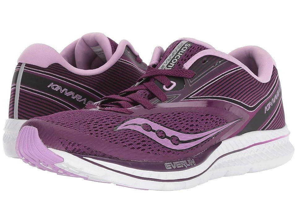 Saucony Kinvara 9 (Purple/Pink) Women