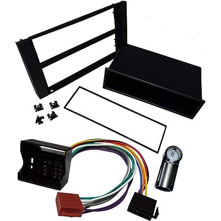 Aerzetix C10864 Autoradio Adapter Radio Blende Elektronik