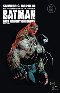 Batman Last Knight On Earth #2 (of 3) Main