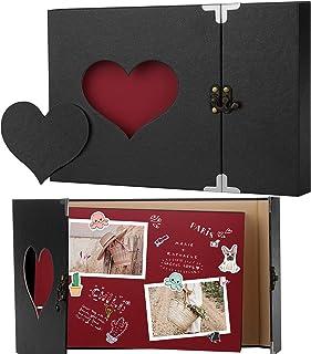 Album Scrapbooking, DIY Scrapbooking Livre Souvenirs Albums Photo Pour Bébé Enfant, Photo Scrapbook Pour Anniversaire de M...