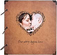 SICOHOME Wedding Scrapbook,10