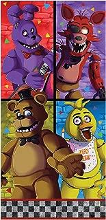 Five Nights at Freddy's Beach Towel