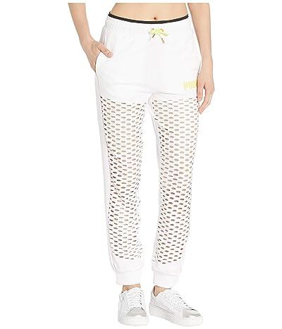 PUMA PUMA x Sophia Webster Sweat Pants (PUMA White) Women