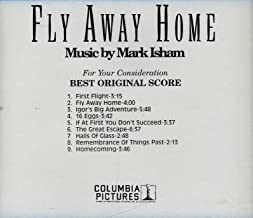 fly away home soundtrack cd