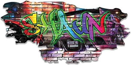Graffiti Wall Decals Removable
