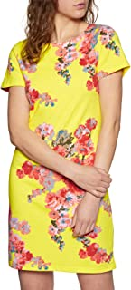 Joules Women's Riviera Short Sleeve Printed Jersey Dress