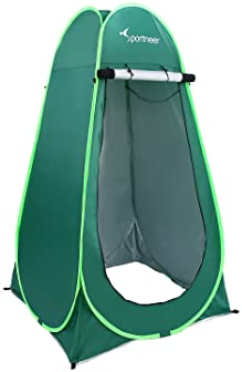 Portable Camping Beach Toilet Shower Tent Dressing Changing Room Outdoor KK