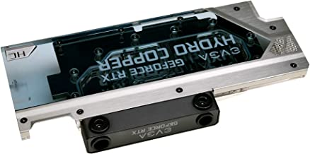 EVGA 400-HC-1389-B1 Watercooling XC/XC2 Hydro Copper GeForce RTX 2080 Ti  Video Card  - Black