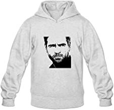 Uitgfgki Men's Colin Farrell Sweatshirt Hoodie