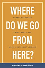 Where Do We Go From Here?: Honest Responses From Twenty-Four United Methodist Leaders
