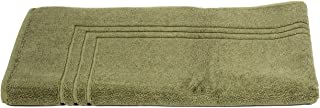 TowelSelections Pearl Collection Luxury Soft Towels – 100% Turkish Cotton, Made in Turkey, Moss, Bath Mat